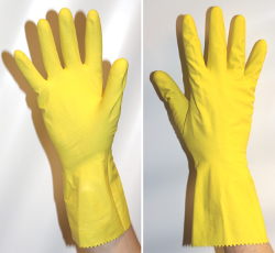 Household gloves Latex
